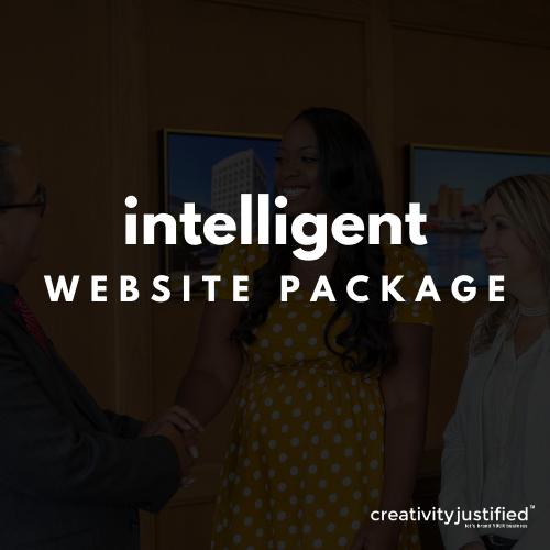 Intelligent Website Package (High Level)