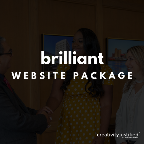 Brilliant Website Package (High Level)