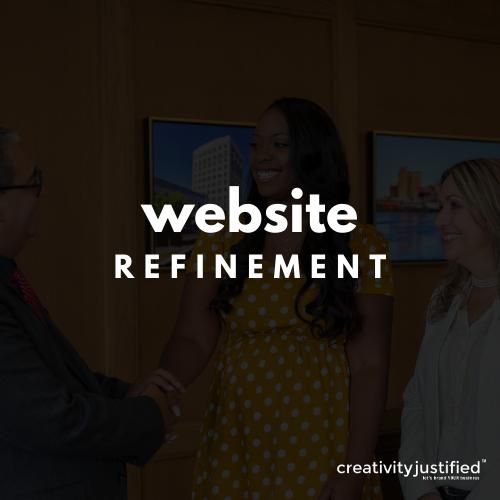 Website Refinements