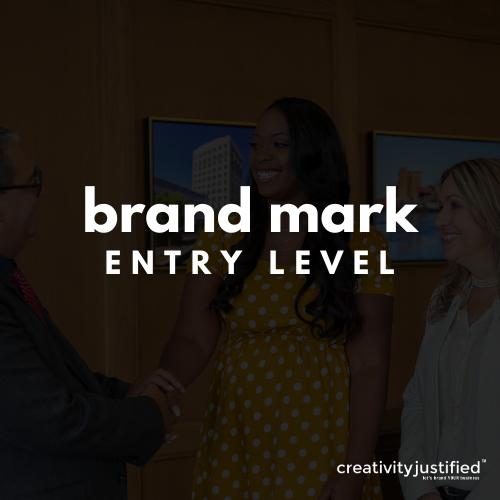 Brand Mark/Logo (Entry Level)