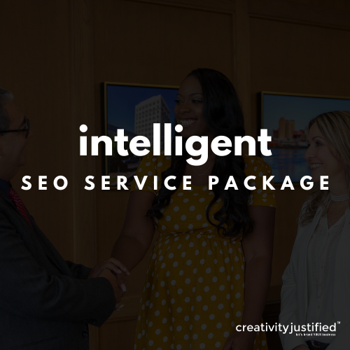 Intelligent SEO Service Package