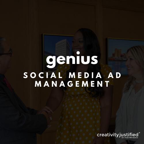 Genius Social Media Package