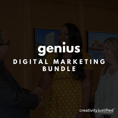 Genius Digital Marketing Bundle